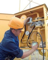 Услуги электро и газоснабжения