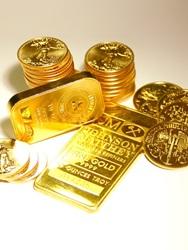 Золотые ресурсы капиталистического мира